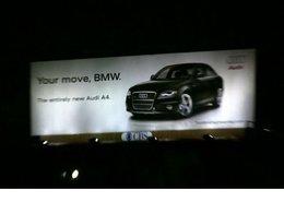 Vidéo Pub : Audi et BMW jouent au berger et à la bergère