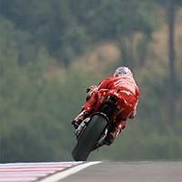 Moto GP - San Marin D.3: Stoner a déjà la main lourde