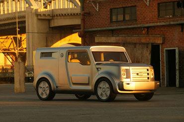 Ford Synus :   la voiture de l'oncle Picsou