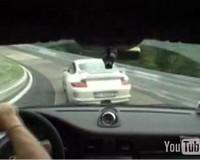Vidéo - Deux Porsche 997 gt3 au Ring' :  du costaud !