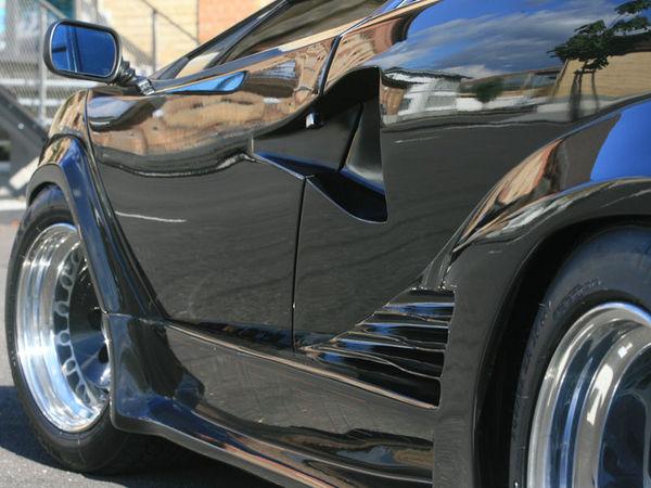 Lamborghini Countach Turbo S : la seule, l'unique, l'oubliée