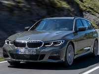 Une BMW Série 3 Touring M340d en préparation