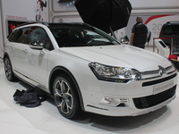 En direct de Genève 2014 - Citroën C5 Cross Tourer, la bonne affaire