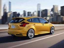 Sound Symposer, l'amplificateur de bruit moteur de la Ford Focus ST