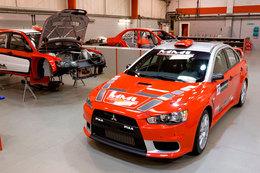 MML Sports lance la Mitsubishi Lancer Evo X Groupe N