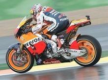 Moto GP - Valence: Dani Pedrosa au septième ciel