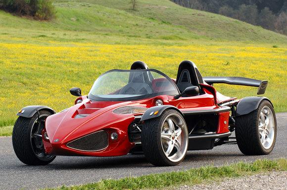 Deronda G400: insecte à moteur V8