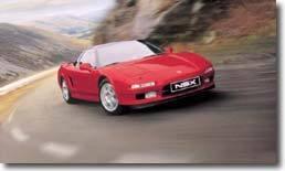 Honda NSX : entre Porsche et Ferrari