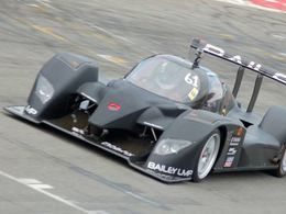 La Bailey LMP2 sud-africaine finalise sa mise au point