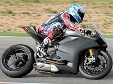 Superbike - 2013: Le team Ducati Alstare est né avec Checa et Badovini dedans