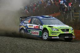 WRC Japon Jour 2: Loeb-Elena se font hara-kiri