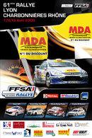 Rallye Lyon-Charbonnières: Toutes les infos