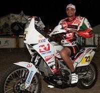 Dakar 2012 : La mésaventure d'Alain Duclos