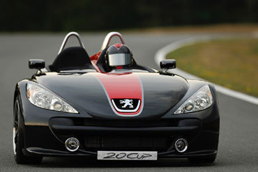 Peugeot 20Cup : motomobile