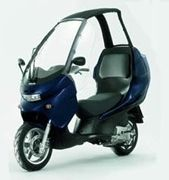 Scooter Renault 125 Fulltime : alternatif