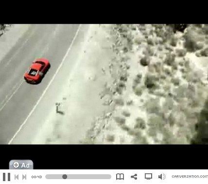 [vidéo] : promotion sur l'Audi R8 V10