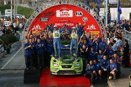 WRC Japon Final : Le sans-faute d'Hirvonen
