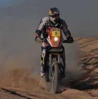 Dakar 2012 : 9ème étape, Despres-Coma, un coup à toi, un coup à moi