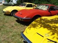 Photo du jour : Opel GT