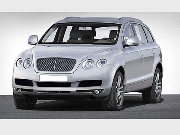 Le SUV Bentley existera bien