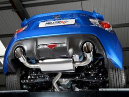 Un échappement Milltek pour Subaru BRZ et Toyota GT86 (vidéos)