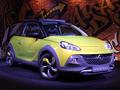 Vidéo en direct de Genève 2014 - Opel Adam Rocks : espèce unique