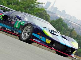 Une nouvelle GT1 signée Bailey Edwards Cars