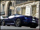 Photo du jour: La Ferrari F430 de Jean Todt.
