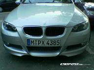 Pack Sport M pour la nouvelle BMW Série 3 Coupé