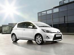 Toyota Europe augmente ses ventes malgré la crise