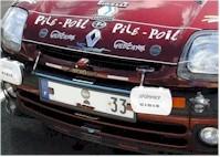 La saucisse du vendredi : Clio top secret...