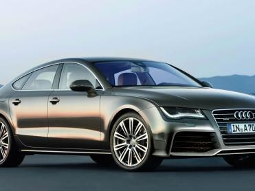 Audi RS7 : comme ça ?