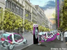 Paris : le projet Autolib' patine