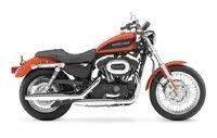 Harley-Davidson 1200 Sportster: Celle d'en bas.
