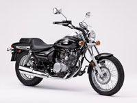 Kawasaki 125 Eliminator : tout simplement.