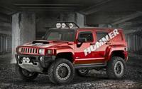 SEMA Show: Hummer H3R