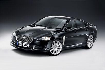 Future Jaguar XJ : plutôt comme ça ?