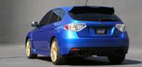 Subaru Impreza + packs Prodrive: ça vient!