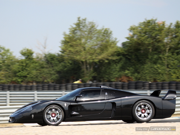 Photos du jour : Maserati MC12 (Sport & Collection)