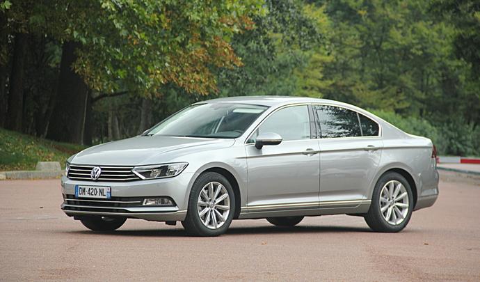 Fiabilité de la Volkswagen Passat 8 : la maxi-fiche occasion de Caradisiac