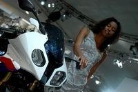 Salon de Milan 2009 en direct : BMW S 1000RR en approche...