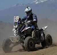Dakar 2012 : Etape 10, Maffei vainqueur en quad mais Alejandro dominateur
