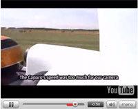 Vidéo : Caparo T1 sans les flammes !