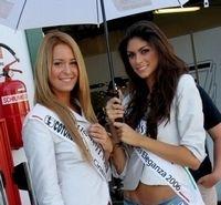 Les filles du paddock : GP de San Marin [+ vidéo]