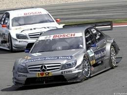 DTM-Nürburgring: Mercedes ruine les espoirs d'Audi.