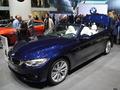 Vidéo en direct de Genève 2014 - BMW Série 4 cabriolet : de l'air