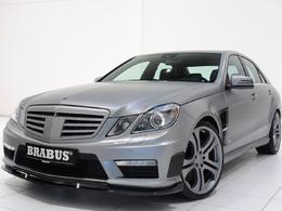 Brabus rhabille les Mercedes Classe E et S