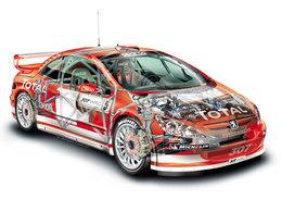 (Minuit chicanes) Peugeot 307 CC WRC: il fallait oser