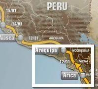 Dakar 2012 : 11ème étape modifiée et pas d'assistance ce soir