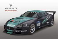Maserati aux 24 Heures du Nürburgring